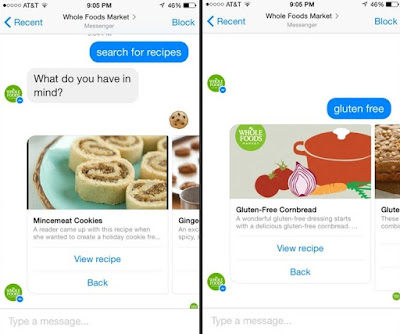 Innovative Examples of Brands Using Chatbots - Neha Likes