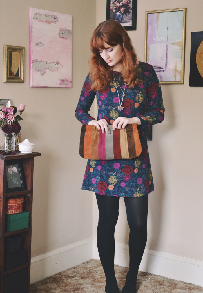 The Flying Clubhouse: Roses #outfit