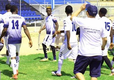 Erol Akbay - Zimbabwe Premier Soccer League Ngezi Platinum