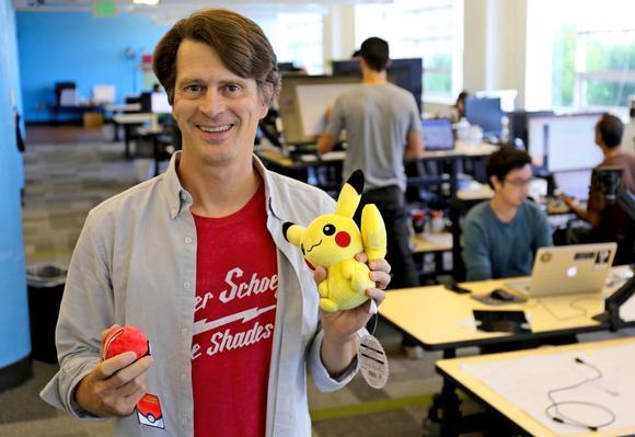 Total Kekayaan Pencipta Pokemon Go