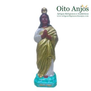 Estátua Santa Sara Kali ( 24 de Maio )