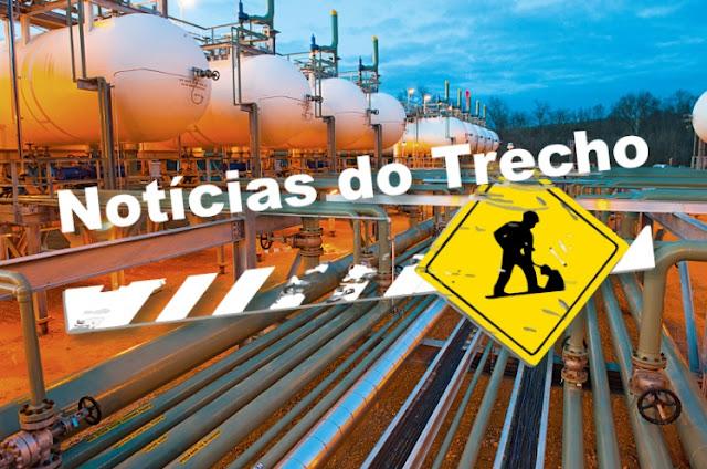 Resultado de imagem para Petrobras gasoduto noticias trecho