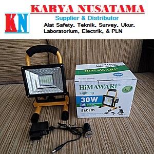 Jual Lampu Sorot Portable 30 Watt Merk Himawari di Balikpapan