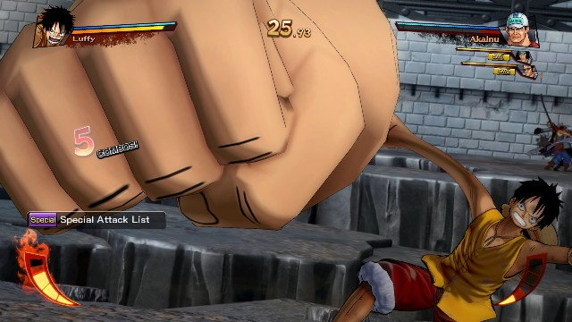 Download One Piece Burning Blood PC Games Gameplay