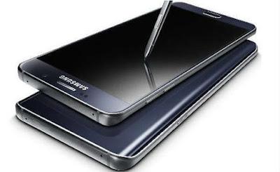 Los 4 teléfonos Android más novedosos del mercado galaxy note 5