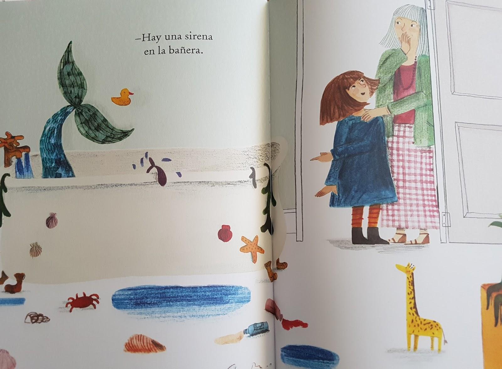 Coleccionando cuentos: Hay un tigre en el jardín
