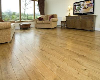 Sàn gỗ tự nhiên sồi trắng – Sản phẩm của năm 2018