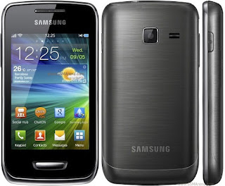 Download Samsung Wave Y S5380 Stock ROM (All Variants)