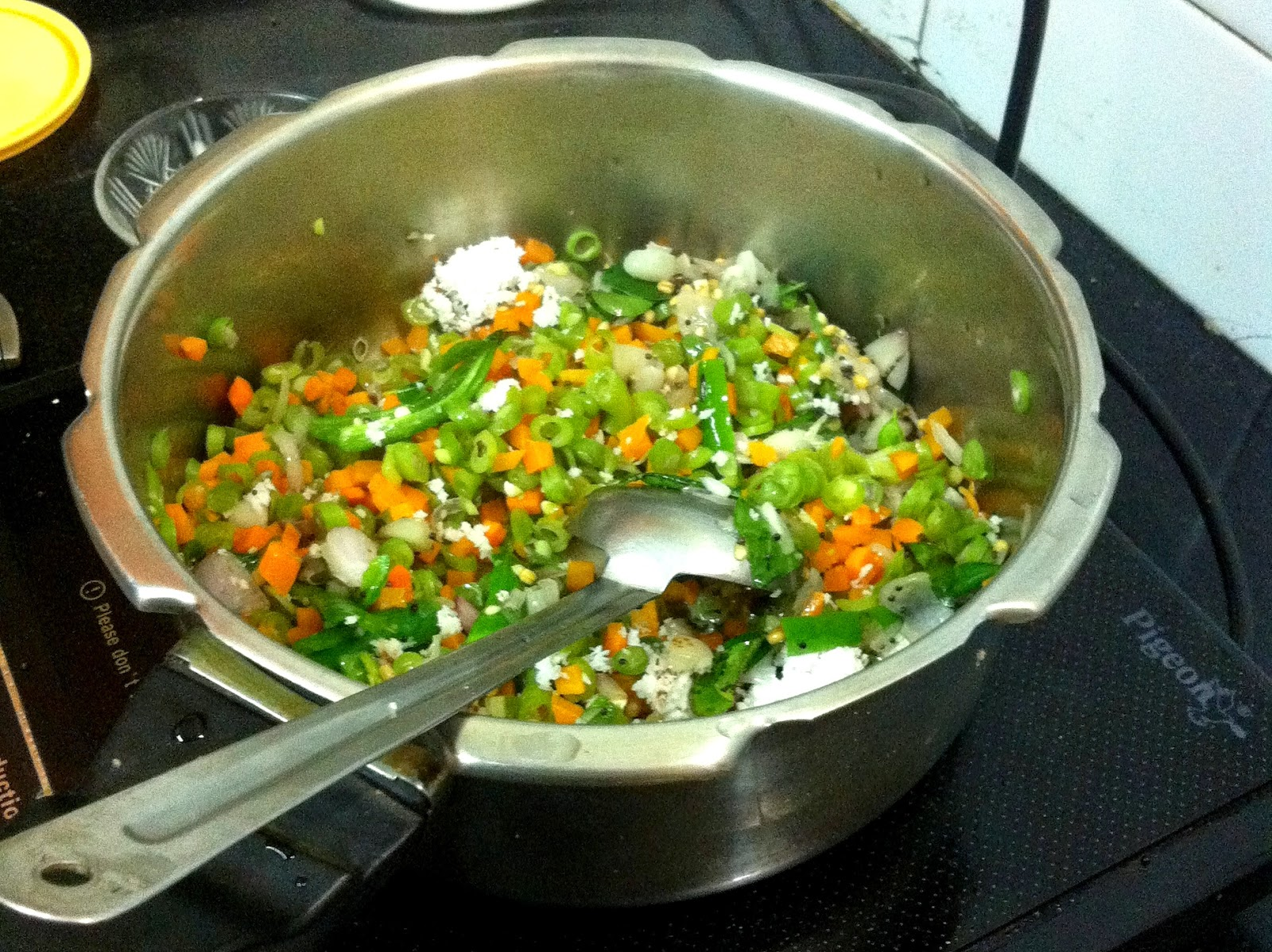 Carrot - Beans Poriyal | Chettinad Fiesta