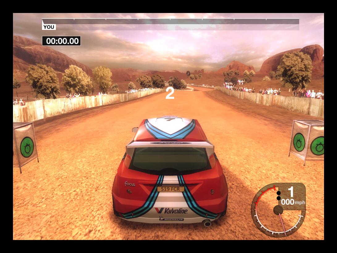 Colin McRae Rally Remastered - Katılımsız  Oyun