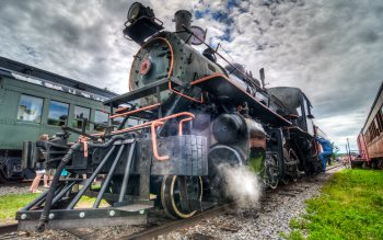 Wallpaper: Steam Locomotives