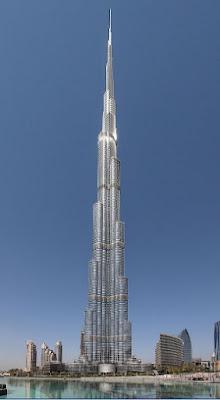 Wisata ke Burj Khalifa Dubai