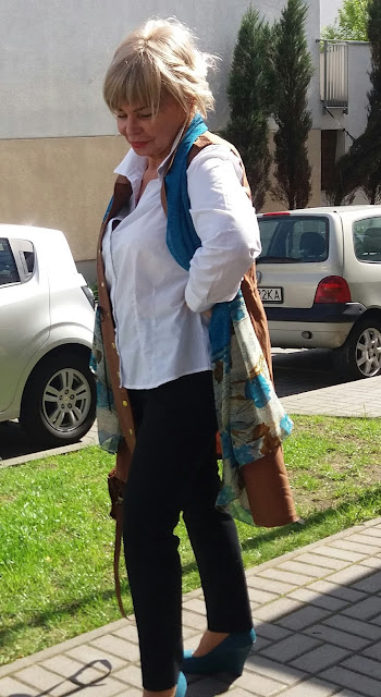 Stara Kobieta - jeszcze raz