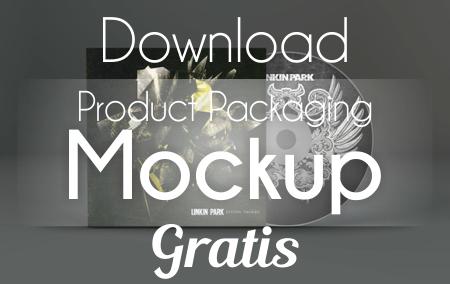 Download Packaging Mockup PSD Terbaru Gratis