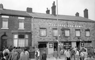 Bradford Arms Bradford Street Bolton