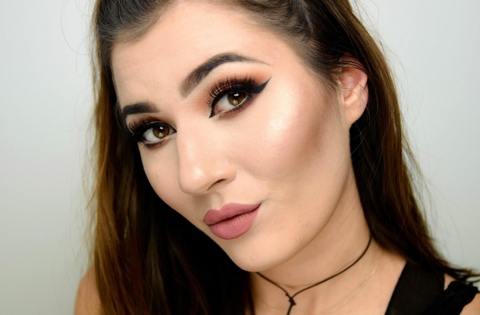 Make Up Charm 30 Dni 30 Makijaży Dzień 29 Makijaż W