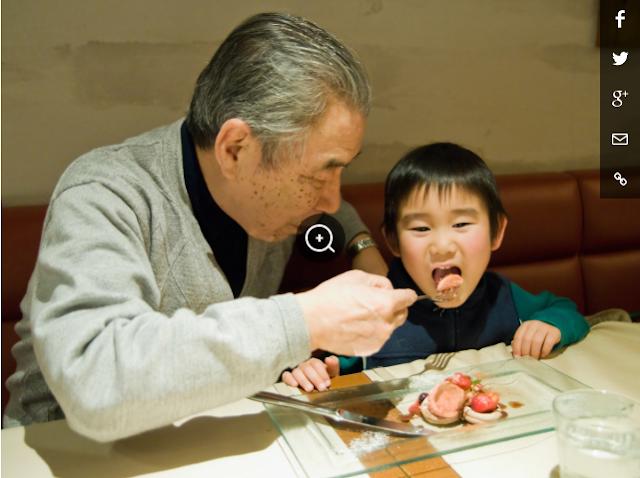 Jepang, Rata-rata usia penduduk : 83,6 tahun