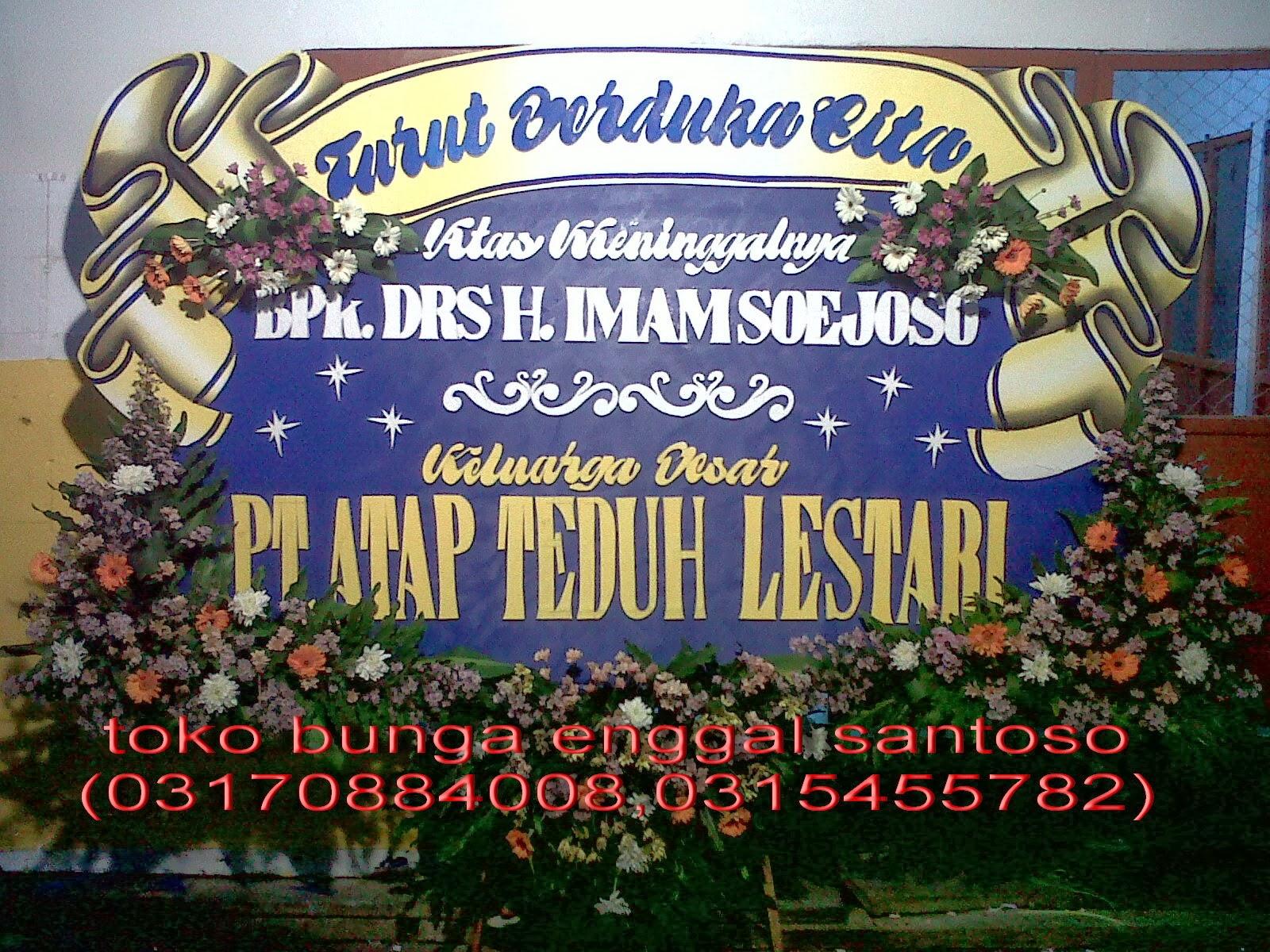 toko bunga gresik 085733331108: bunga papan ucapan bela ...