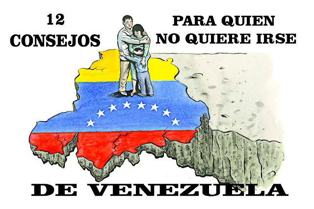 12 trucos para la gente que no se quiere ir de Venezuela