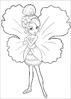 FUN & LEARN : Free worksheets for kid: Barbie free