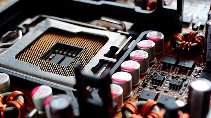 Wallpaper: Motherboard CPU Socket