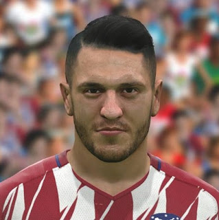 PES 2017 Faces Koke by FaceEditor Jefferson_SF
