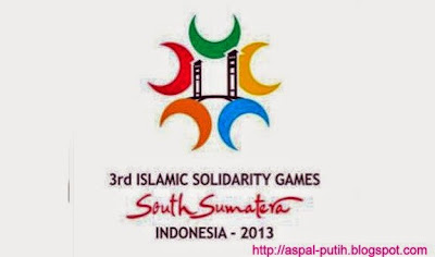 logo Islamic Solidarity Games palembang 2013