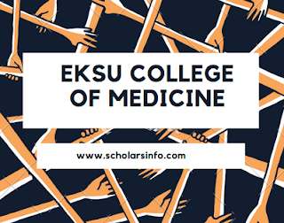 EKSU College Of Medicine Vacancies