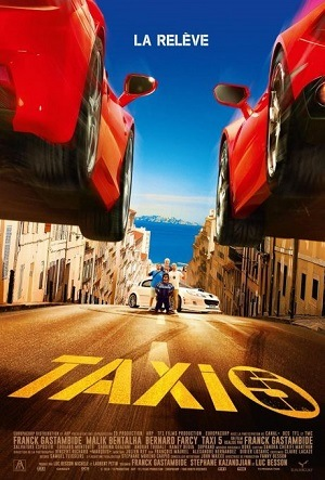Taxi 5 - Legendado Filmes Torrent Download capa