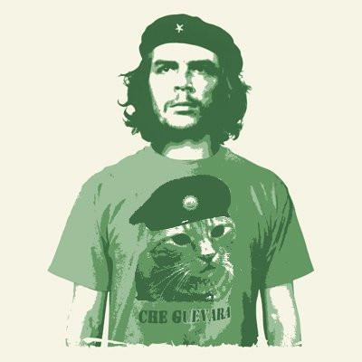 Viva la Revolución #revoLOLshun @crazykittykat1 @petiethecat