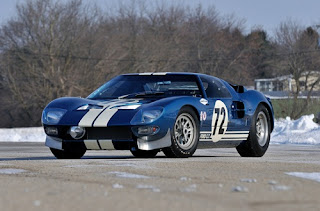 1964 Ford GT40 Classis Super Car Front