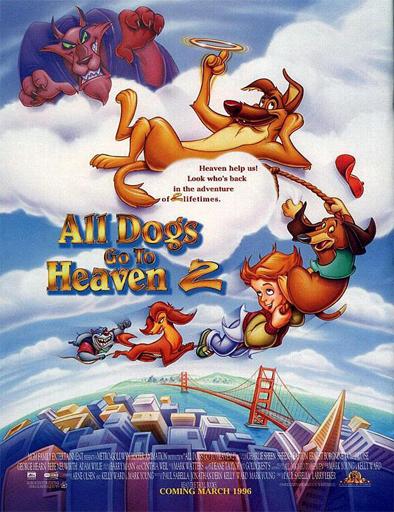 Ver Todos los perros van al cielo 2 (1996) Online