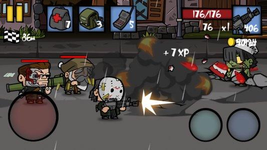 download Zombie Age 2 v1.1.7 Mod Apk Terbaru