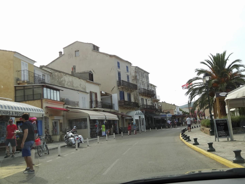 Ζαρντινιερα μ.Κ. (μετα Κρισεως): Corsica - Bastia & Cap Corse