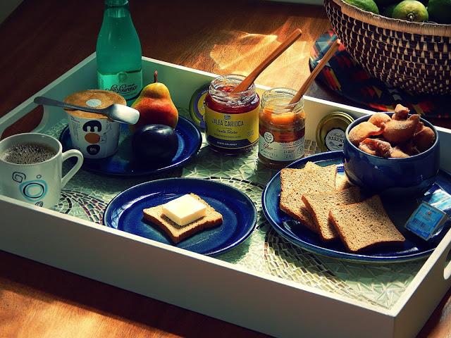 Café da Manhã para dar disposição