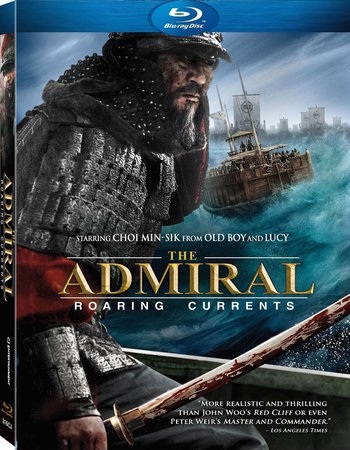 The Admiral Roaring Currents (2014) Dual Audio Hindi 480p BluRay