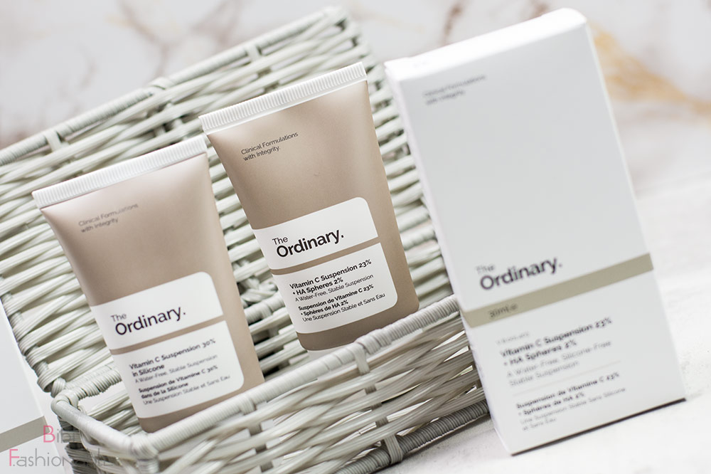 The Ordinary Vitamin C Suspension 23% HA Spheres 2%