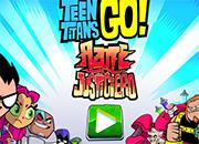 Teen Titans Go: Azote Justiciero
