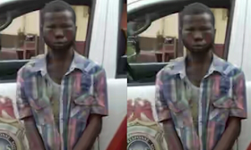 Robber Confesses How They Robbed 76-Year Old Woman Of N5.32m