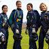 Time da FAB representará o Brasil em campeonato de Paraquedismo na Alemanha