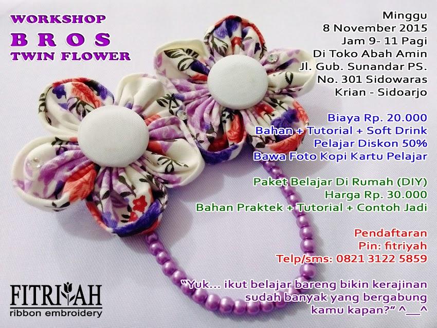 Workshop Bros Twin Flower