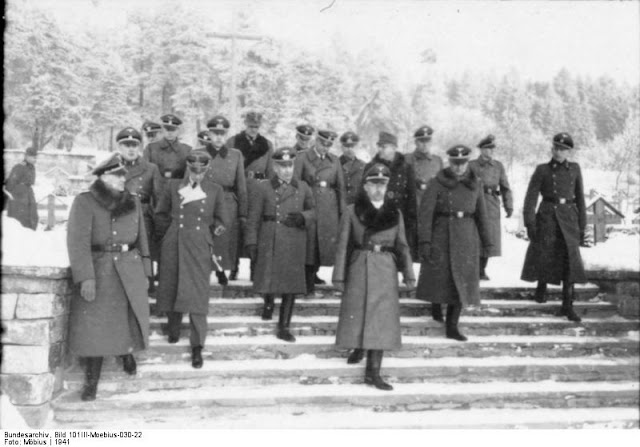 28 January 1941 worldwartwo.filminspector.com Heinrich Himmler Norway