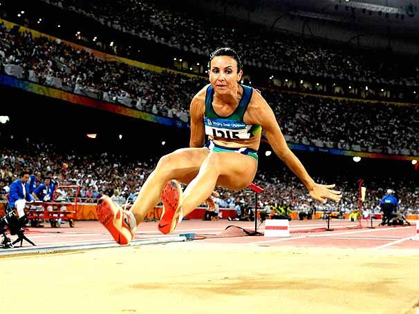 Saltos no Atletismo