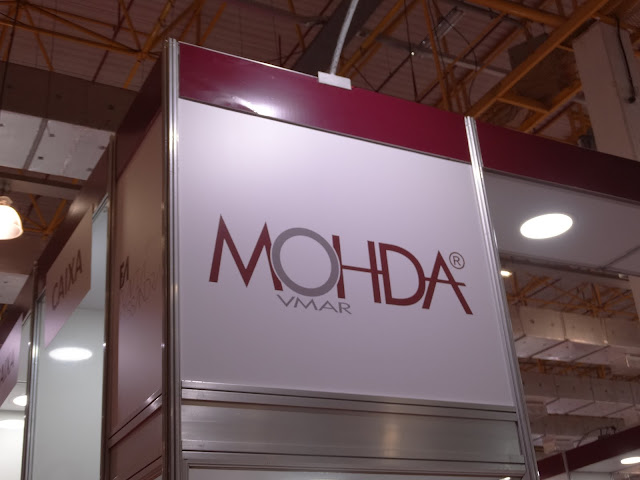 Beauty Fair 2016: Mohda Cosméticos