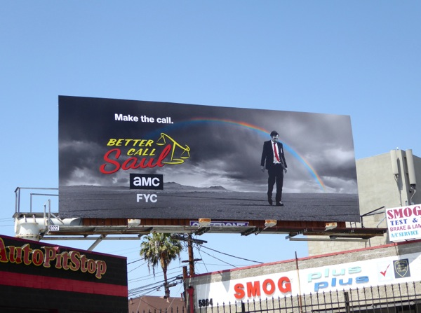 Better Call Saul Emmy 2016 FYC billboard