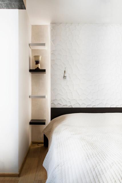 африканский интерьер в спальне
