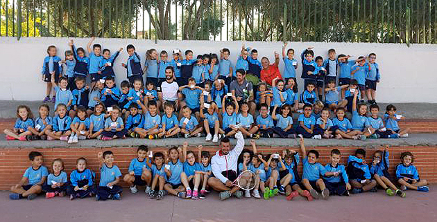 Tenis Aranjuez en Loyola Salesianos