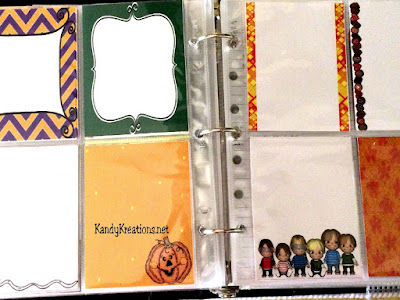 October Journaling Card Printables