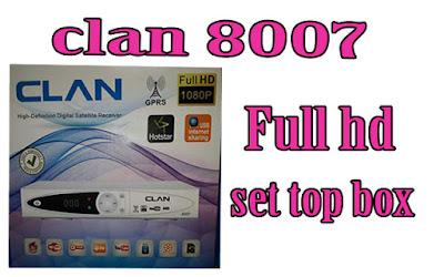 clan 8007