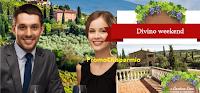 Logo Concorso ''Divino Weekend'': vinci soggiorni a Montalcino